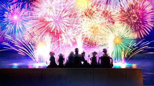 vier fireworks